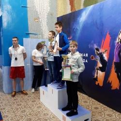 Открытый Кубок ДВС «ФИЛИ» по плаванию